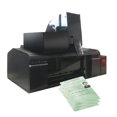 Driving License Photo Intelligent Printing System